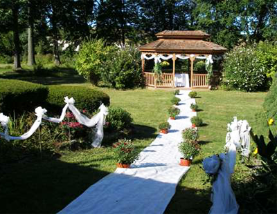 Outdoor Pavilion Wedding Venue Event Catering Albany Ny